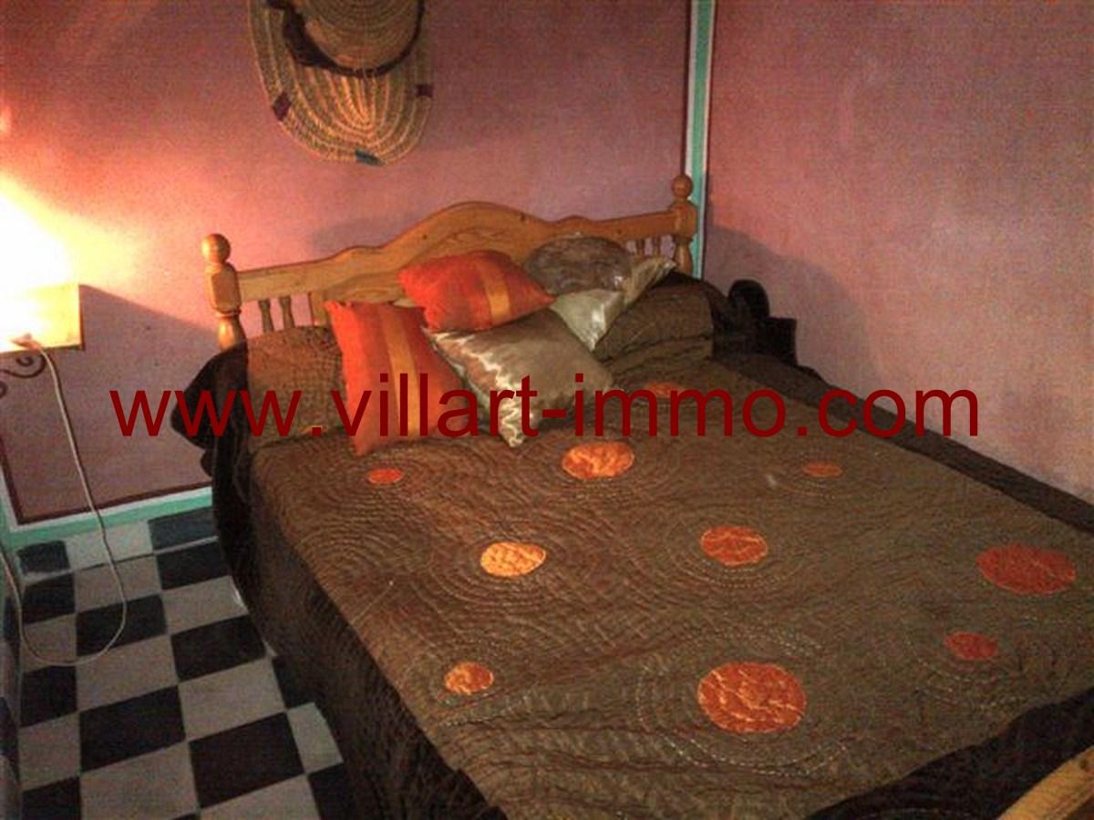 11-Location-Tanger-Maison-Kasbah-L322-Chambre 2