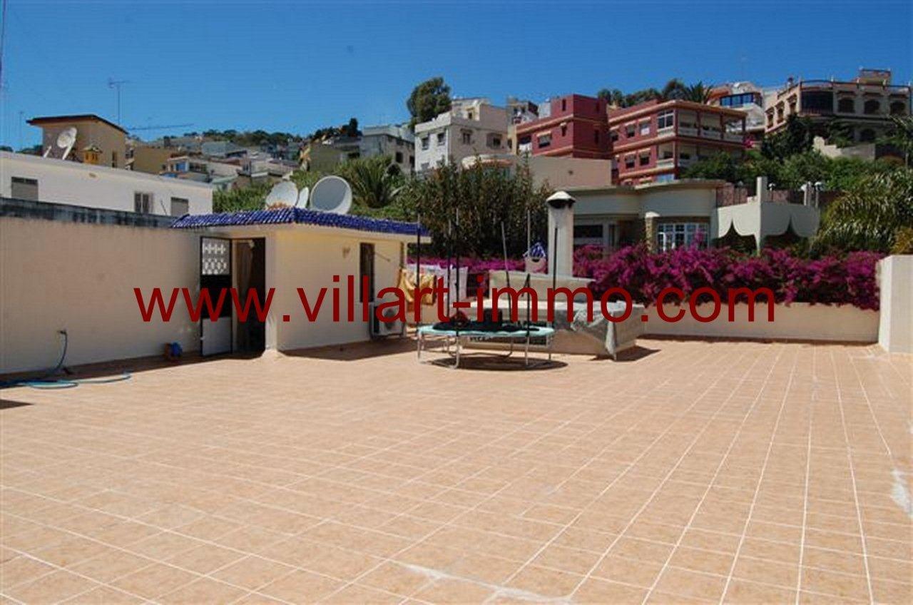 11-Vente-Villa-Tanger-La Montagne-Terrasse-VV235-Villart Immo