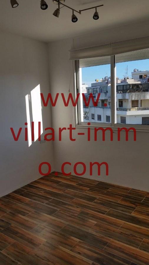 Location meubl e d un magnifique appartement au centre for Chambre de commerce tanger