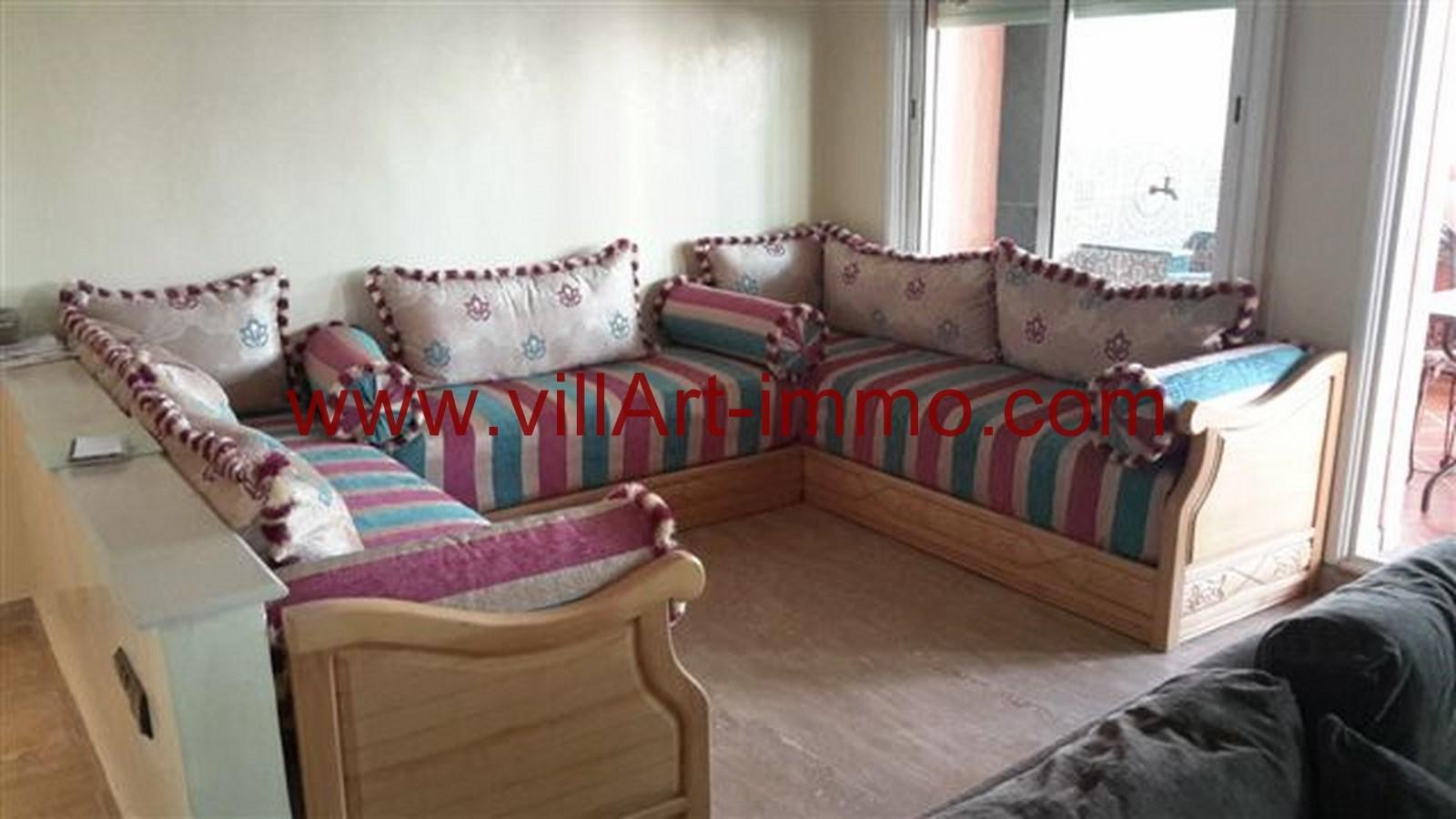 A louer appartement meubl avec terrasse au centre ville de tanger villart - Location studio meuble montpellier centre ville ...