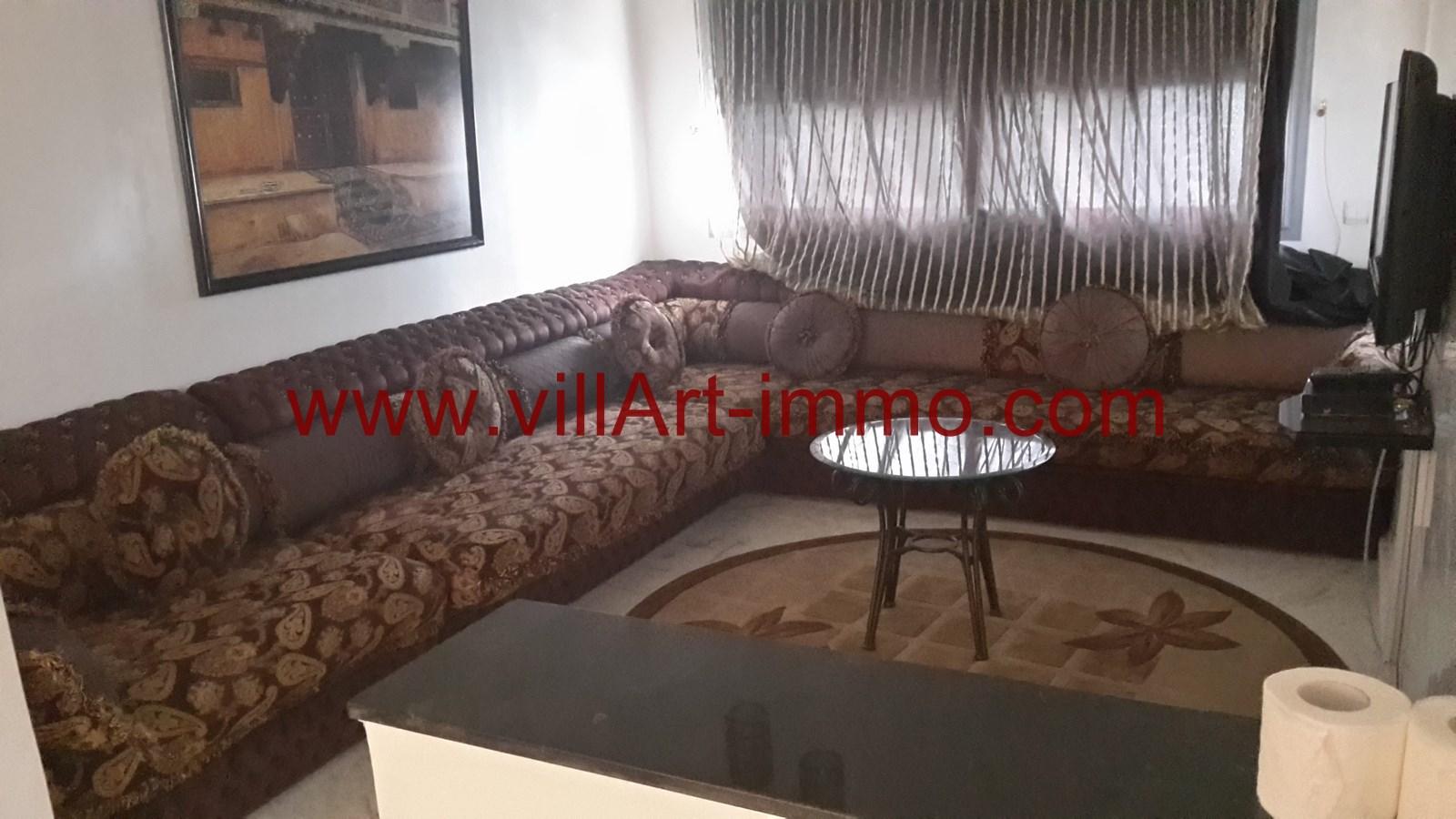 A louer appartement meubl au centre ville de tanger for Location meuble