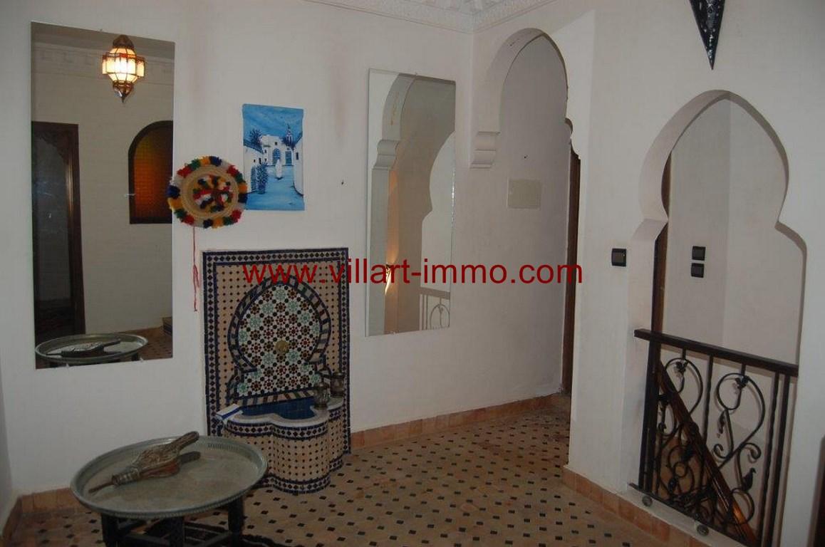 a louer petite maison meubl e au c ur de la kasbah tanger villart. Black Bedroom Furniture Sets. Home Design Ideas