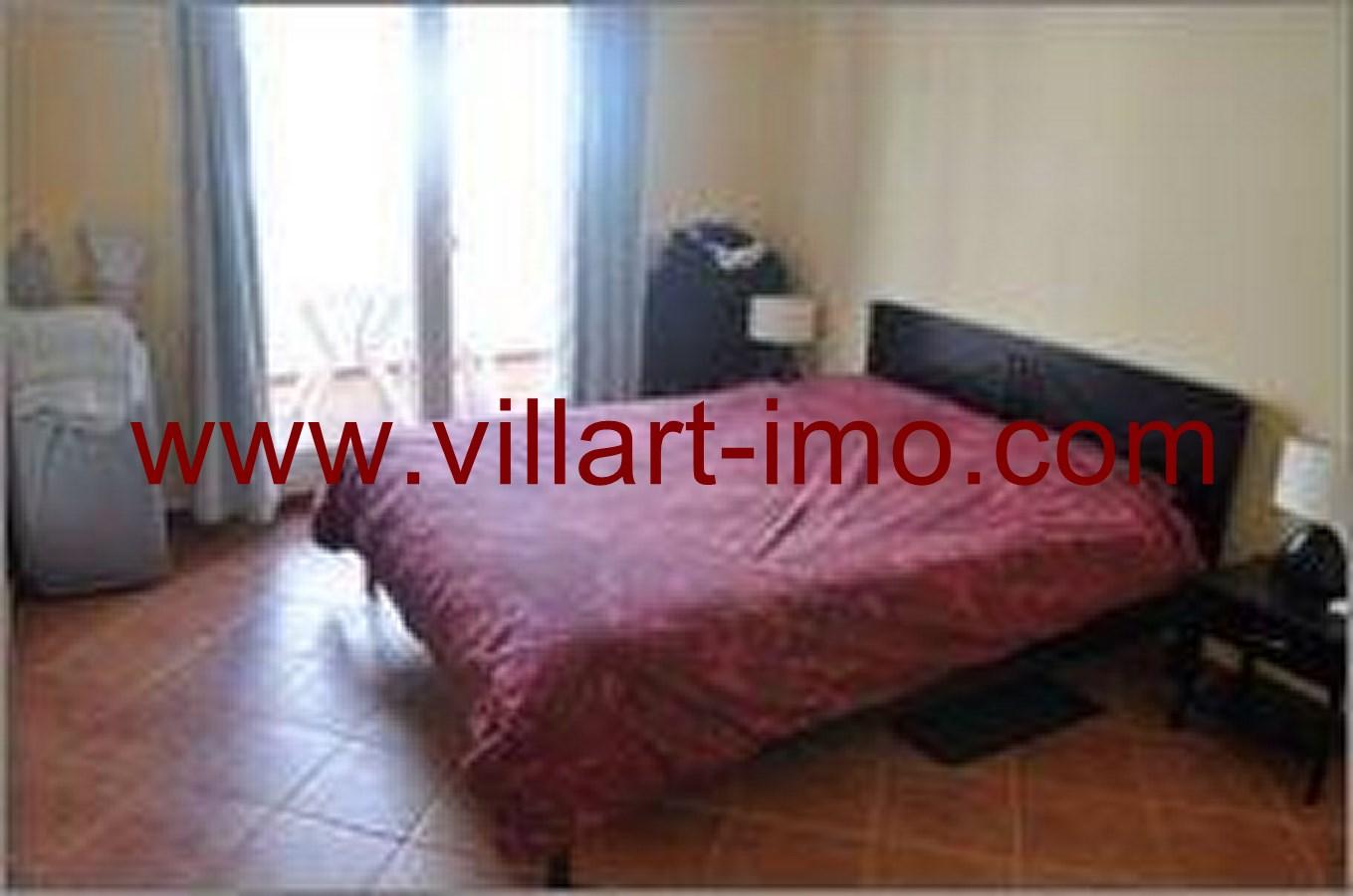 2- Vente -Appartement-Tanger-Maroc–Malabata-Chambre 1-VA50-Villartimmo
