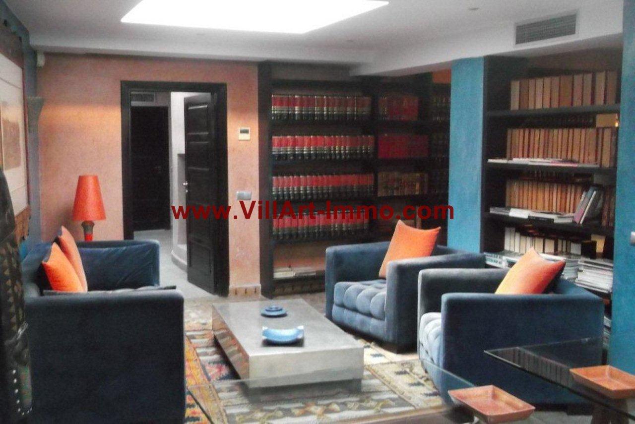 2-Vente-Villa-Tanger-California-Chambre 1-VV291-Villart immo