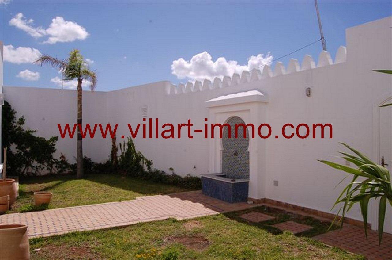 2-Vente-Villa-Tanger-Malabata-Jardin-VV236-Villart Immo