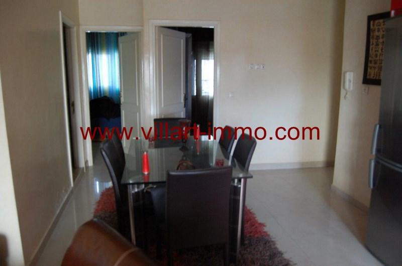 2-location-Appartement-Non Meublé-Tanger-Nejma-Salle à manger-L1022-Villart Immo-Maroc