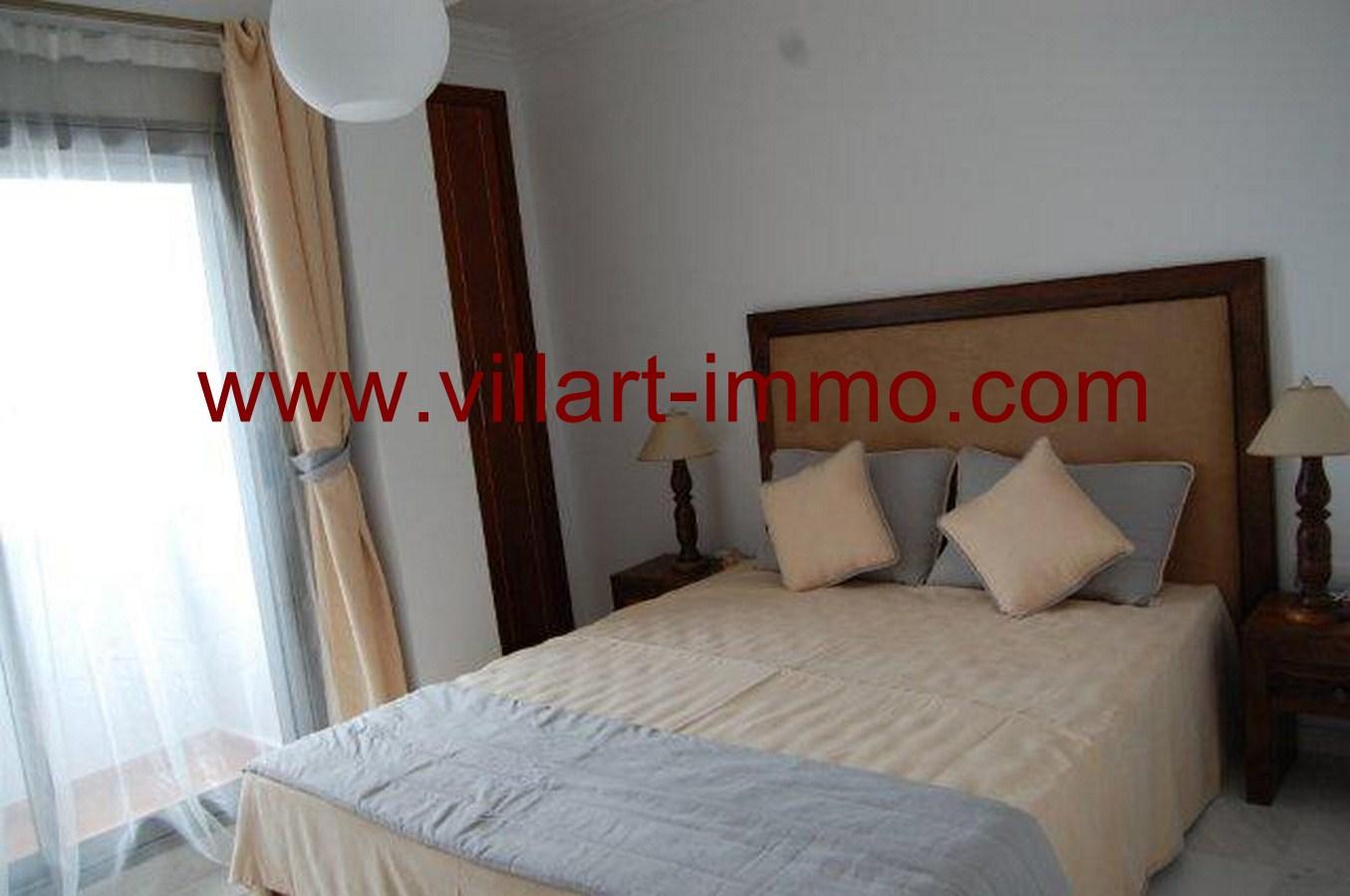 3-Appart-Meublé-Chambre1-Tanger-Agence-Location-Villartimmo