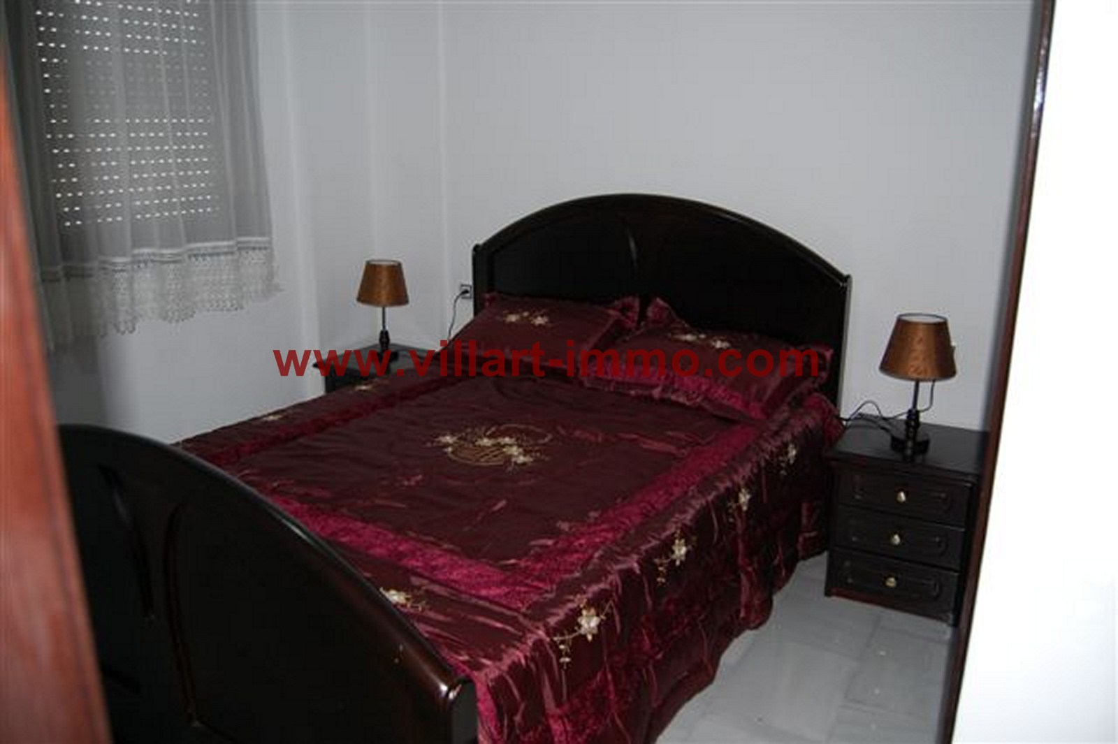 A louer appartement meubl f3 tanger villart for Location appartement meuble
