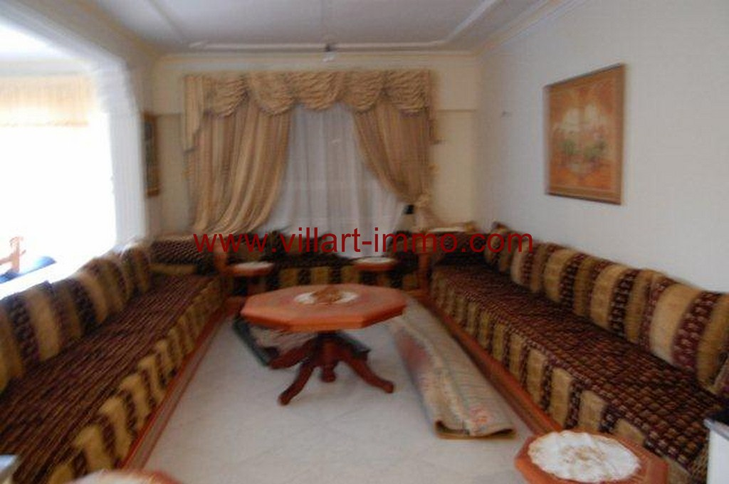 A louer appartement meubl tanger cote de l h pital espagnol villart - Appartement meuble a louer a tanger ...