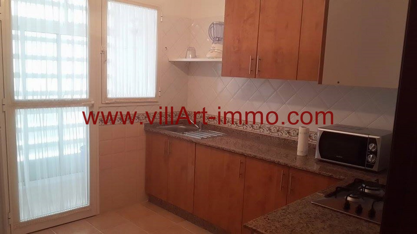 A louer un appartement f4 meubl tanger villart for Appartement meuble location