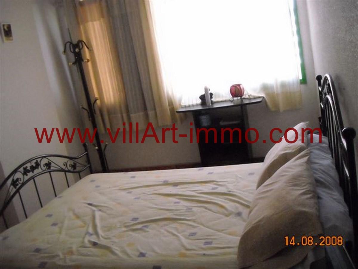 a louer tr s bel appartement meubl bien lumineux et ensoleill tanger villart. Black Bedroom Furniture Sets. Home Design Ideas