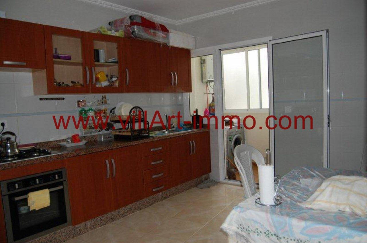 A louer tanger appartement f3 meubl situ en plein for Meuble appartement
