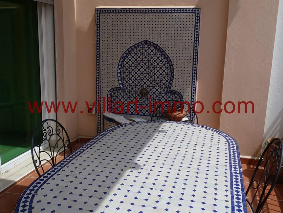 3-Location-Appartement-Non meublé-Tanger-Salle à manger-L718-Villart immo