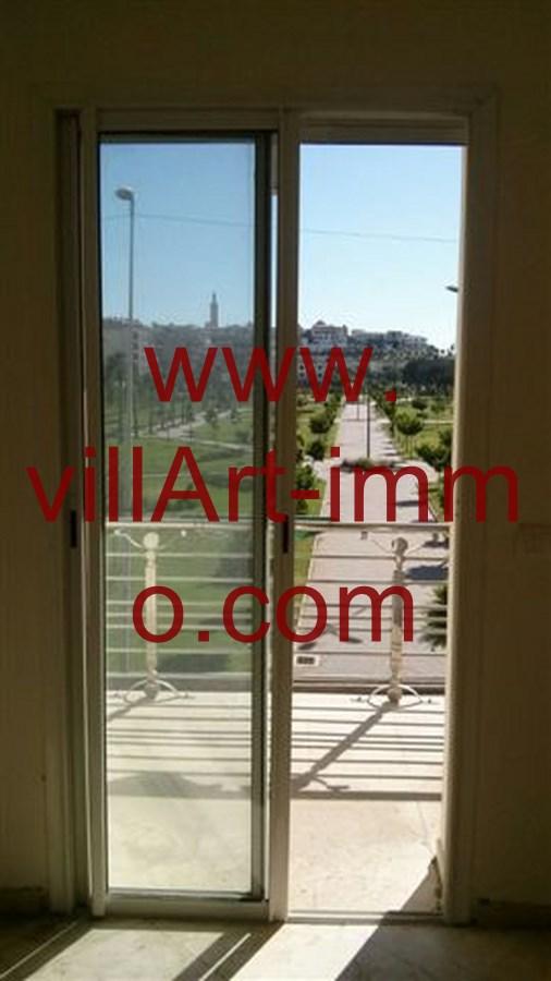 3-Location-Appartement-Non meublé-Tanger-Terrasse-L706-Villart immo