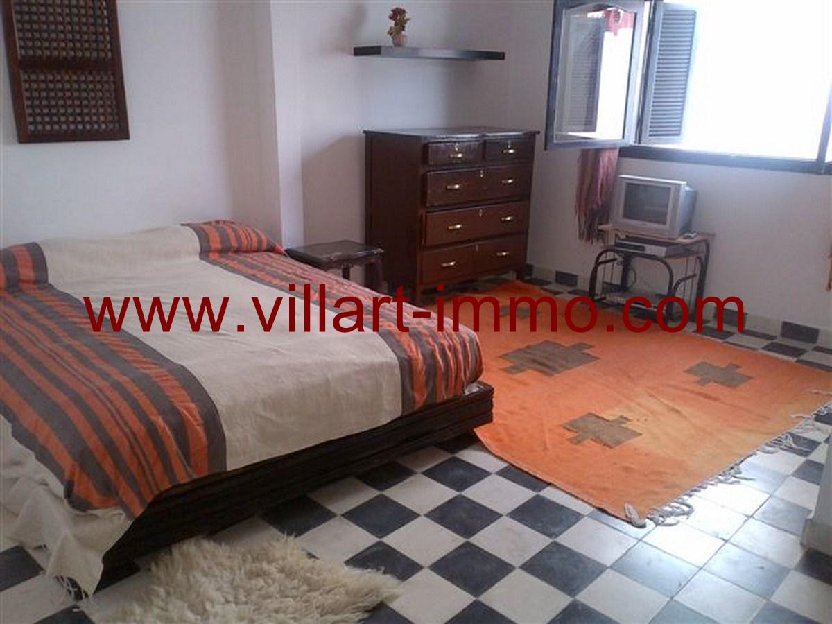 3-Location-Tanger-Maison-Kasbah-L322-Chambre principale 1