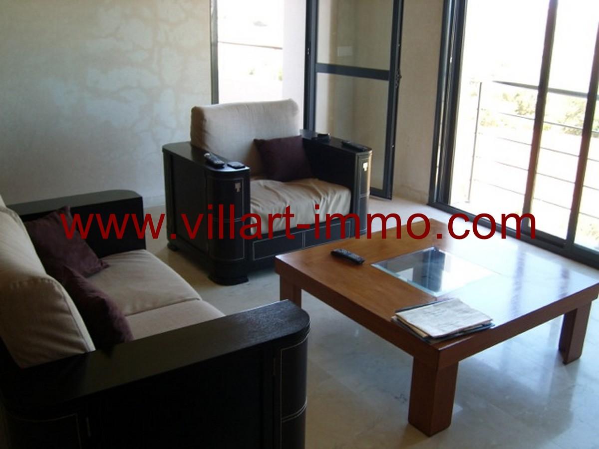 3-Vente-Appartement-Assilah-Autres-Salon 2-VA67-Villart Immo