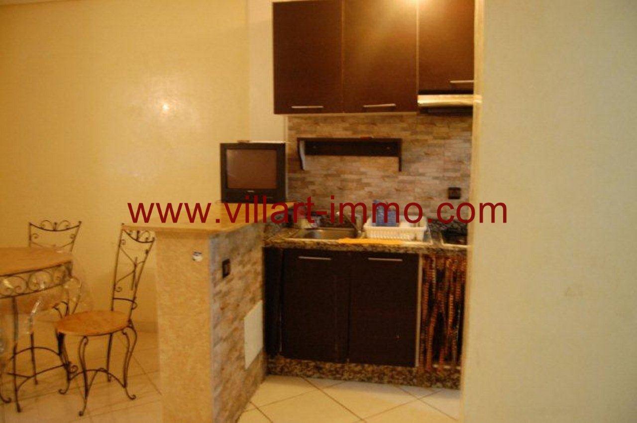 A vendre appartement duplex de type f3 tanger villart for Appartement cuisine ouverte