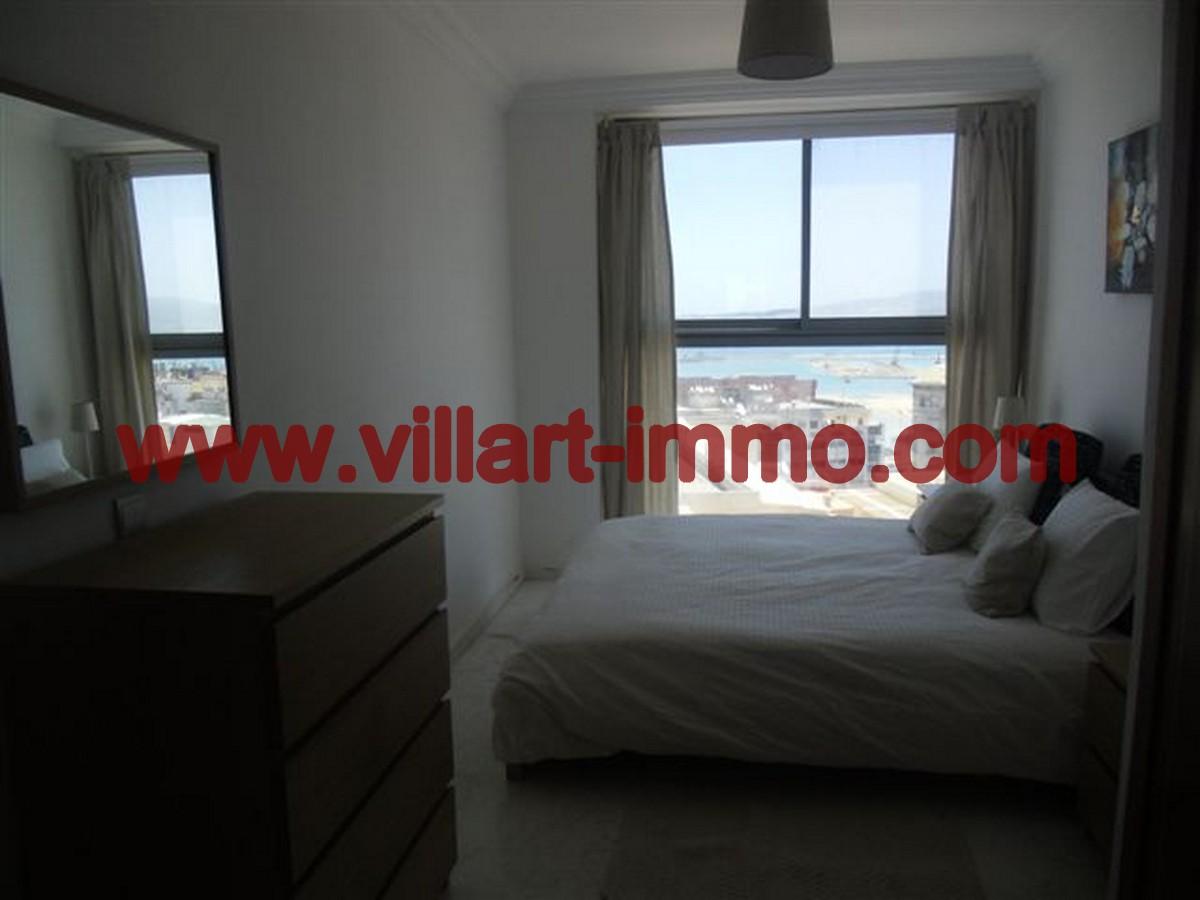 3- Vente -Appartement-Tanger-Maroc–Centre-De-Ville-Chambre 1-VA64-Villartimmo