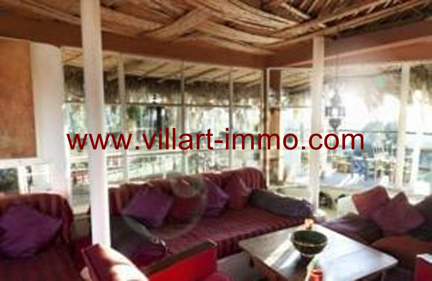 3-Vente-Riad-Assilah-Autres-Salon 2-VR92-Villart Immo