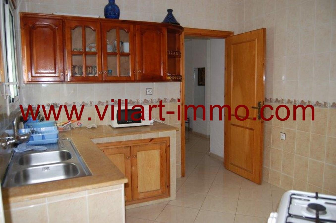 Superbe appartement meubl louer dans une zone tr s for Appartement meuble location