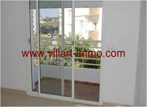 4-Location-Appartement-Non meublé-Tanger-Balcon-L752-Villart immo
