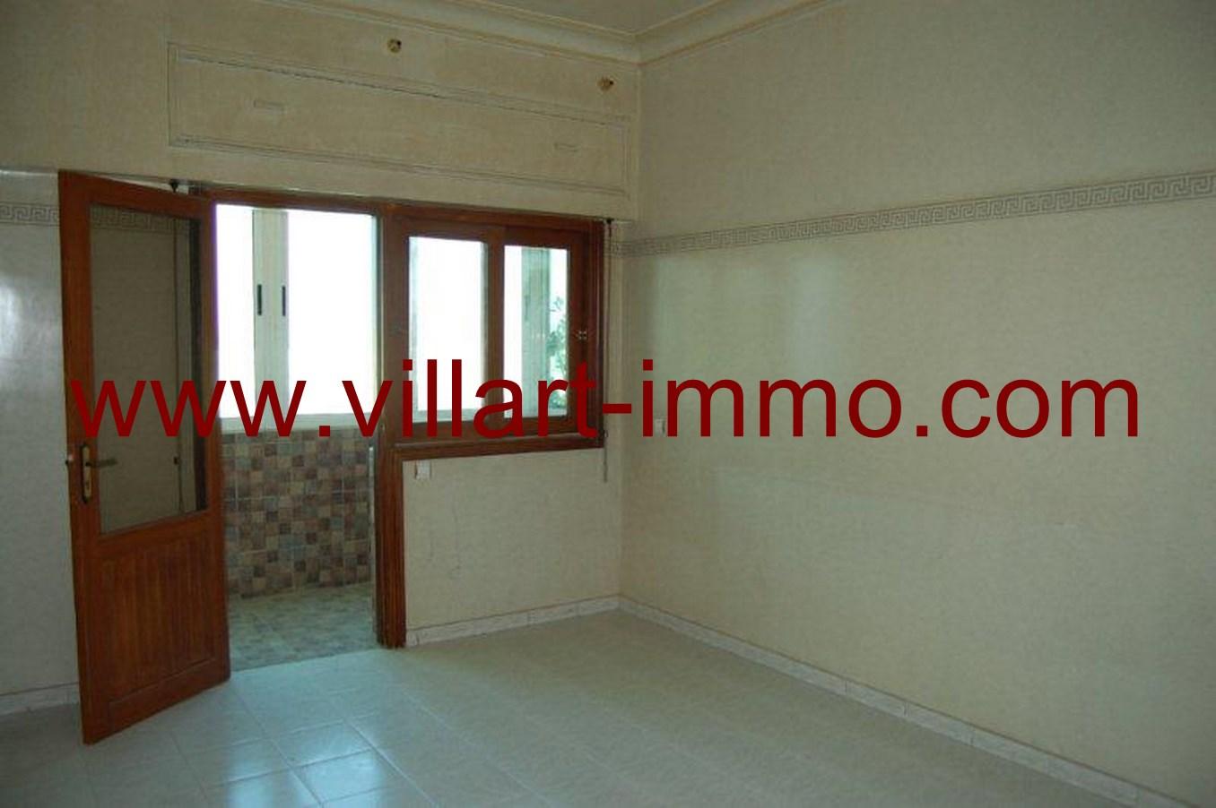 4-Location-Appartement-Non meublé-Tanger-Chambre 1-L662-Villart immo