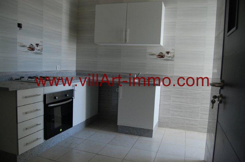 4-Location-Appartement-Non meublé-Tanger-Cuisine-L733-Villart immo