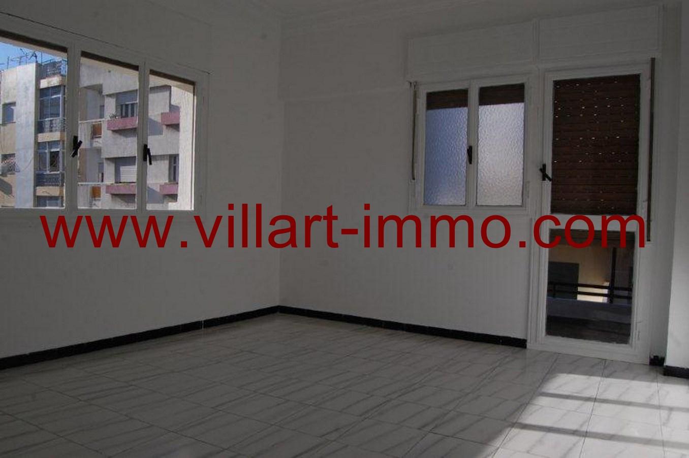 4-Location-Appartement-non meublé-Tanger-chambre 1-L615-Villart-immo