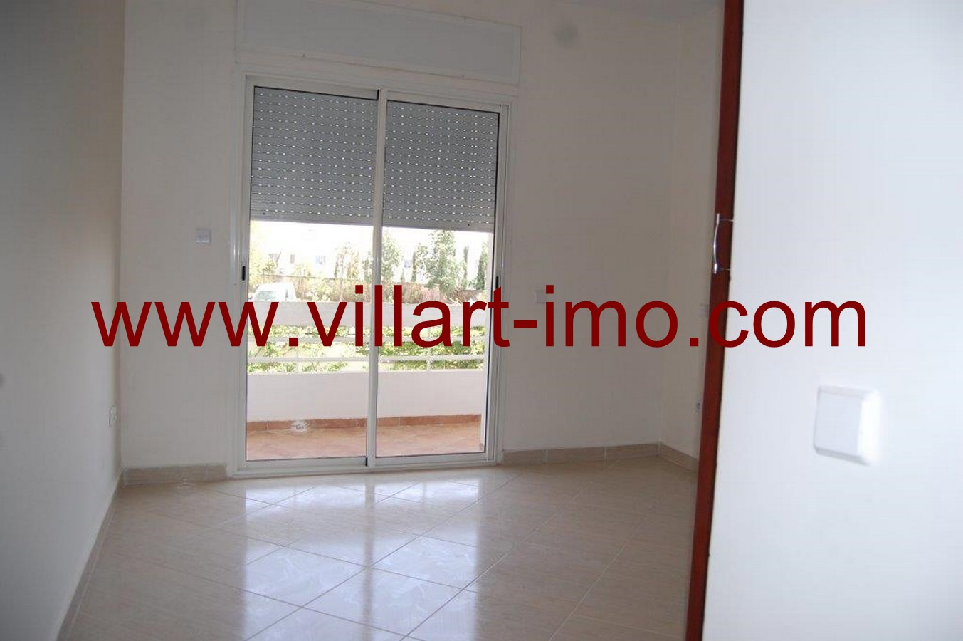 4-Location-Tanger-Appartement-Non meublé-Route de Rabat-L483-Chambre 2