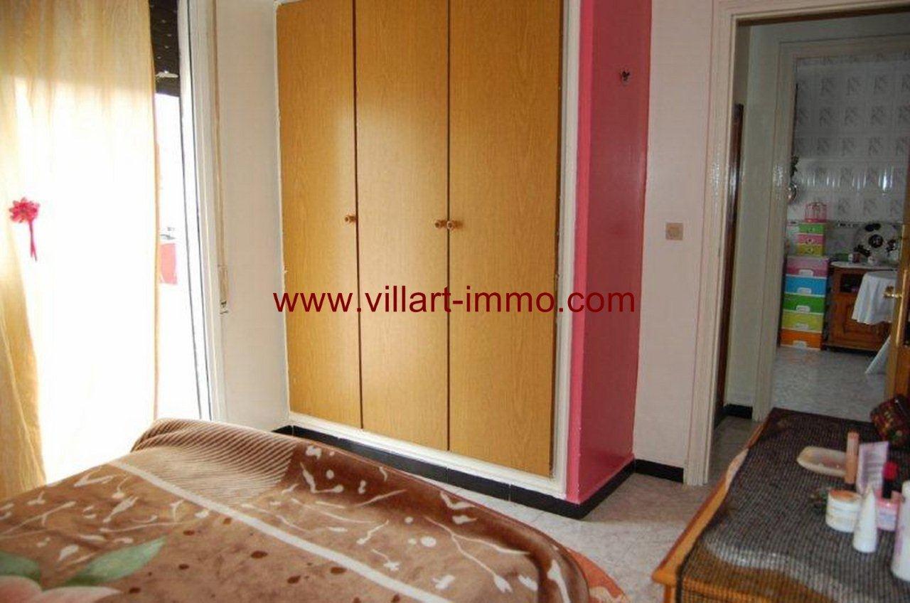 Bel appartement f3 vendre tanger villart for Chambre de commerce tanger