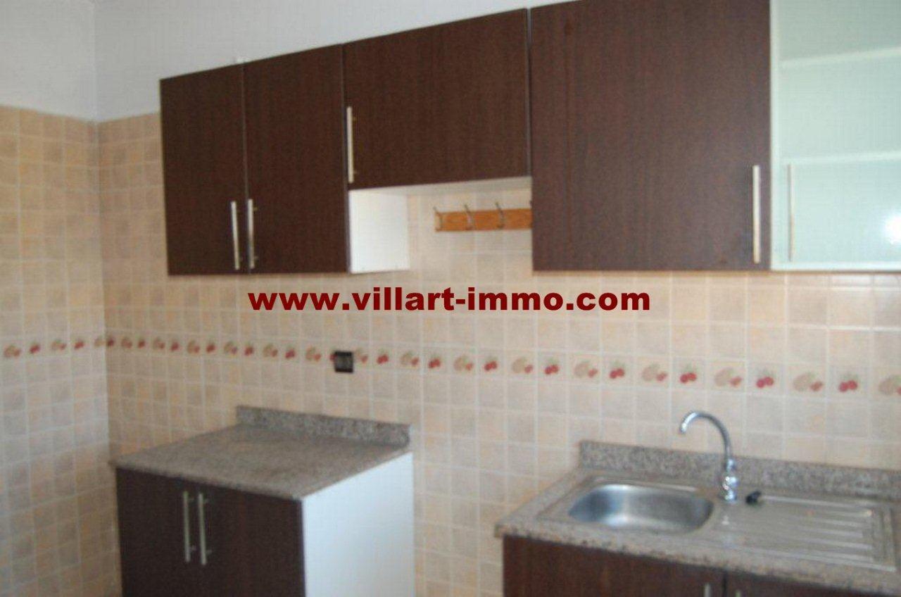4-Vente-Appartement-Tanger-Cuisine -VA468-Villart Immo