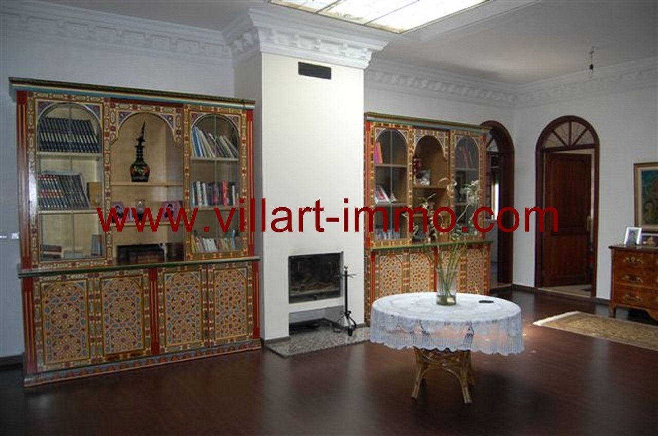 4-Vente-Villa-Tanger-La Montagne-Hall 1-VV235-Villart Immo