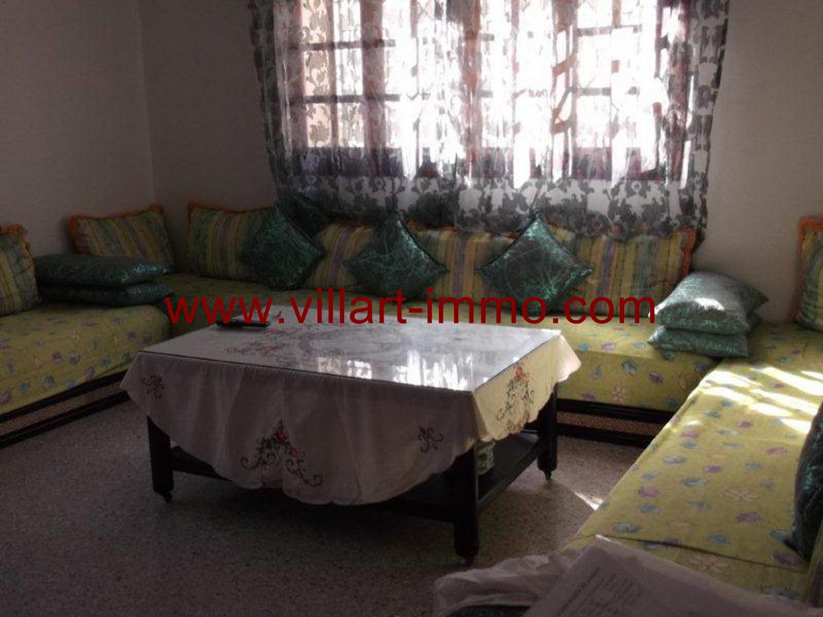 4-Vente-Villa-Tanger-Malabata-Salon 4-VV159-Villart Immo