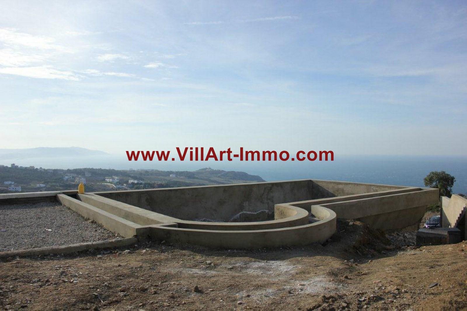 4-Vente-Villa-Tanger-Piscine 1 -VV270-VIllart-Immo