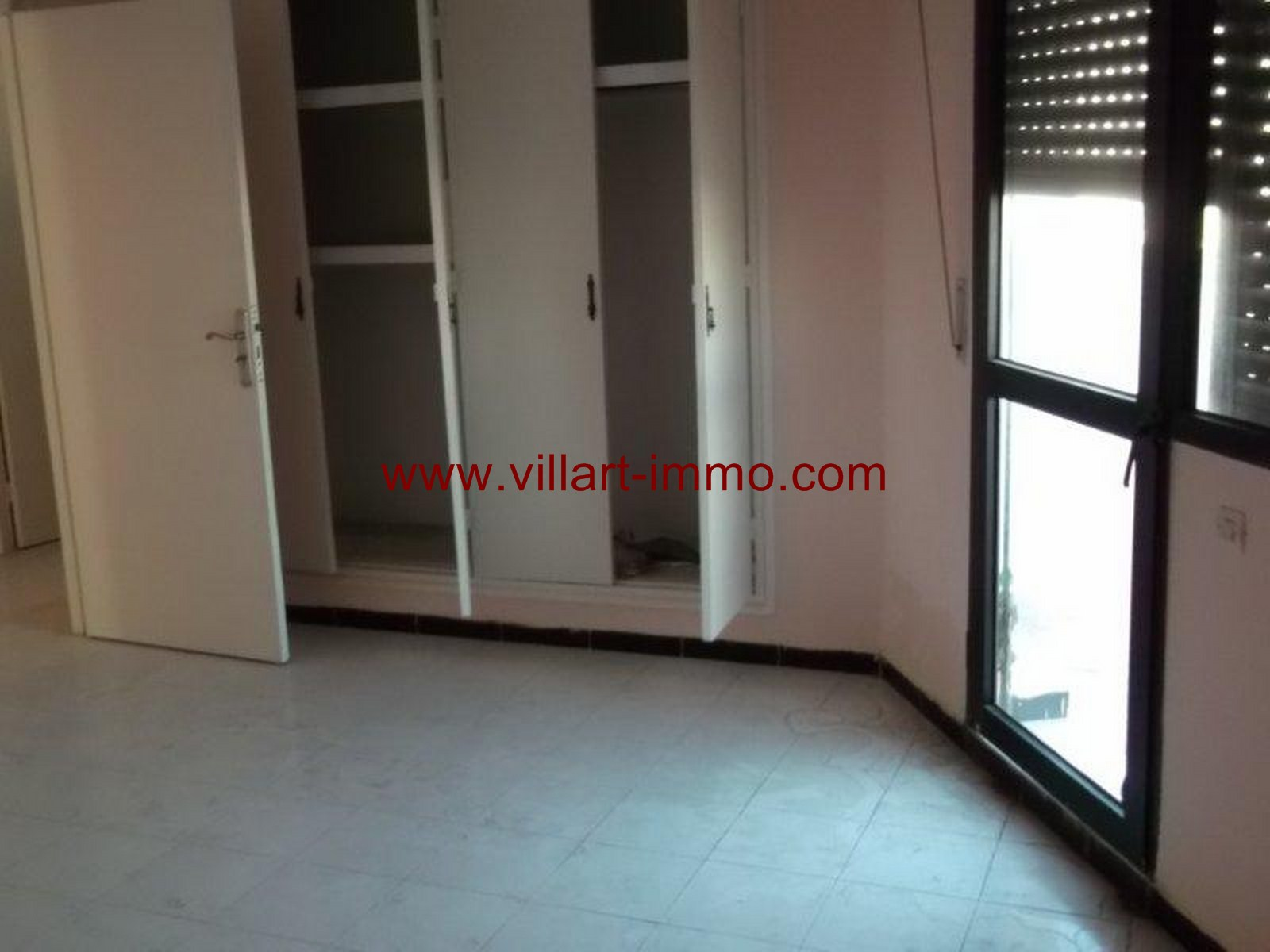 4- Vente -appartement-Tanger-Maroc–Centre-De-Ville-Chambres 1 -VA91-Villartimmo