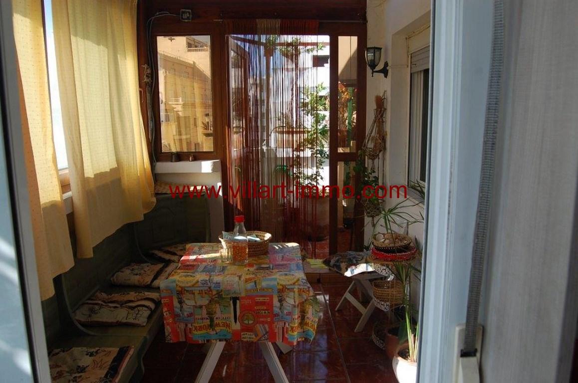 5-Location-Appartement-Meublé-Nejma-Coin repas-L1009-Agence-Villart-Immo-Tanger