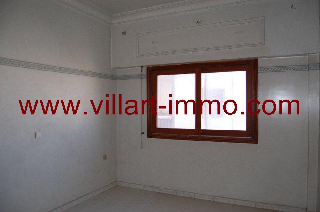 5-Location-Appartement-Non meublé-Tanger-Chambre 2-L662-Villart immo