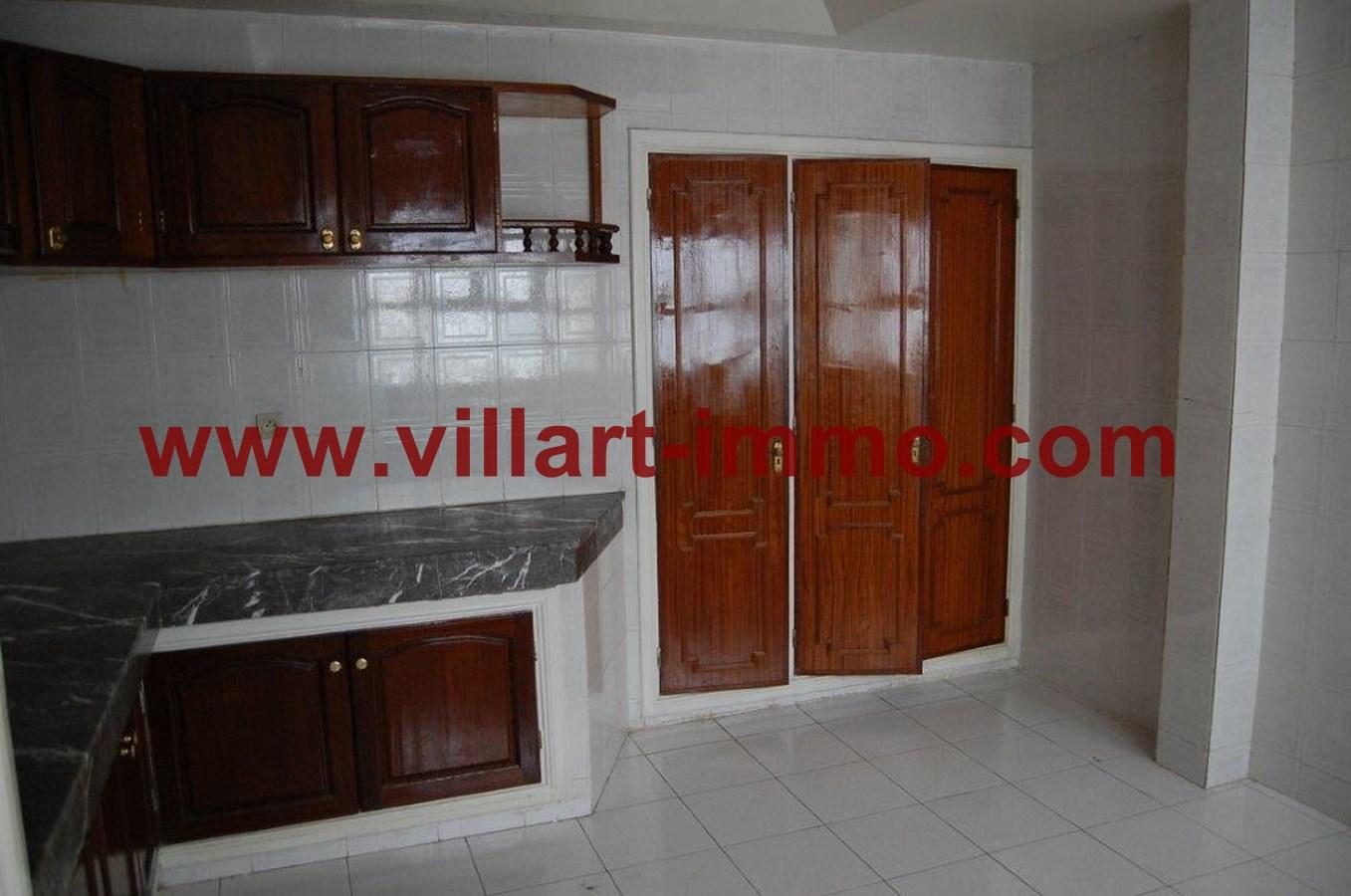5-Location-Appartemnt-Non meublé-Tanger-Cuisine-L731-Villart-immo