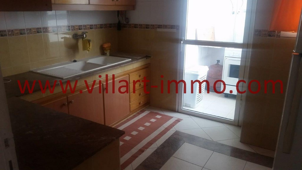 5-Location-Tanger-Appartement Meublé-Salon-Playa-L1025-Villart