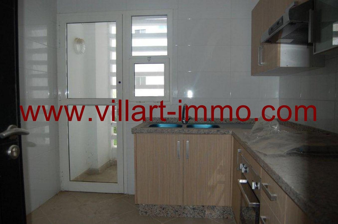 5-Location-Tanger-Appartement-Non meublé-L598-Cuisine