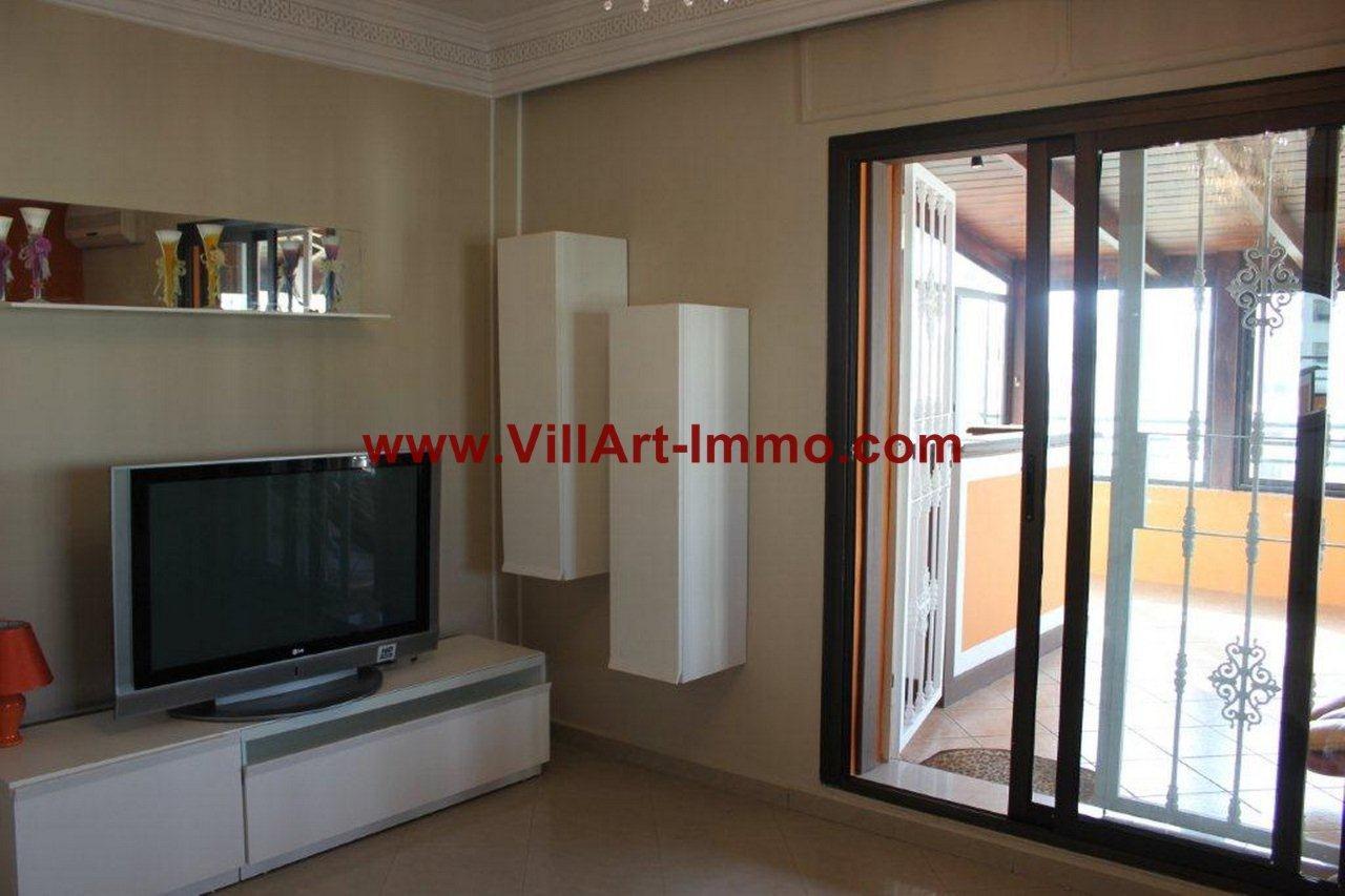 5-Vente-Appartement-Tanger-Centre-Ville-Séjour-VA277-Villart Immo