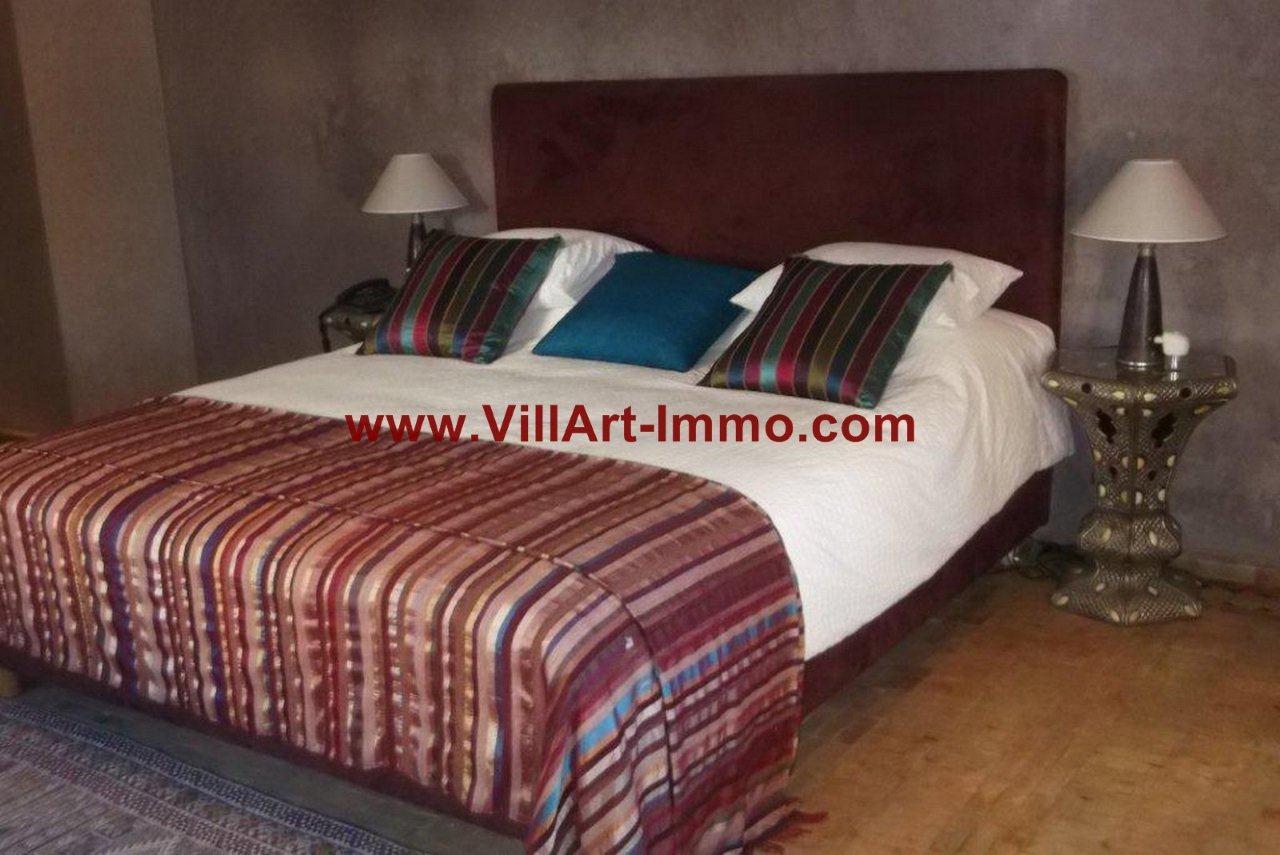 5-Vente-Villa-Tanger-California-Chambre 4-VV291-Villart immo