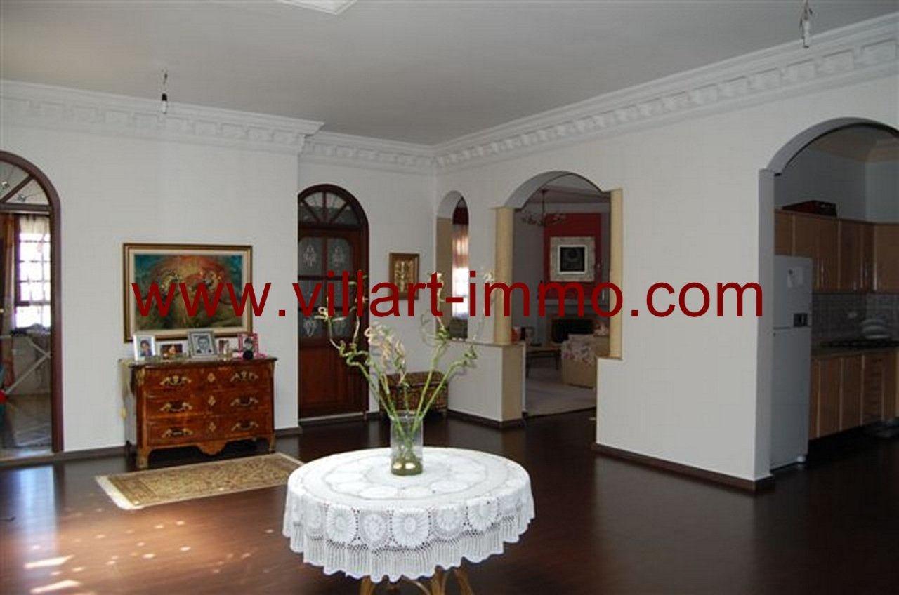 5-Vente-Villa-Tanger-La Montagne-Hall 2-VV235-Villart Immo