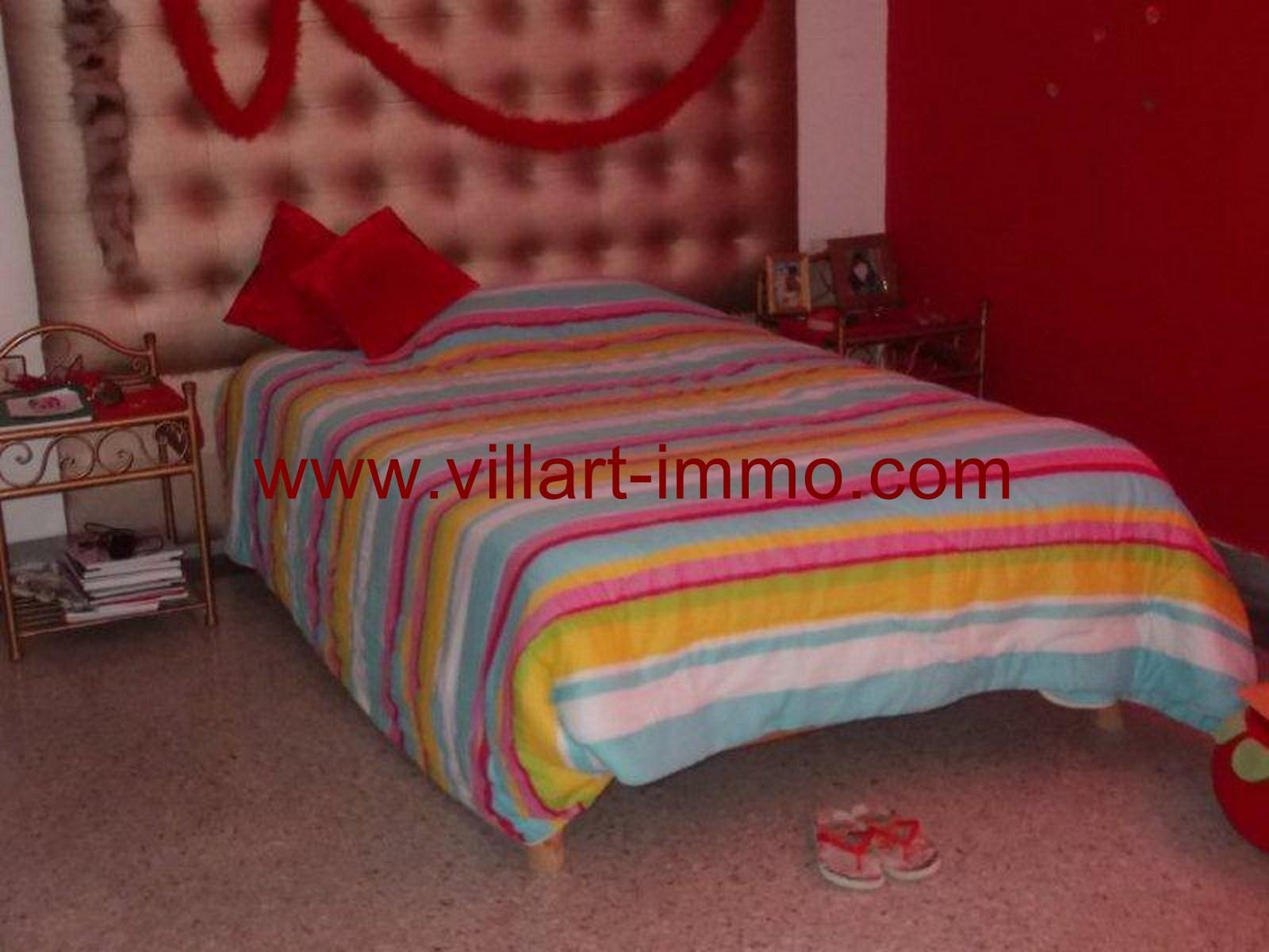 5-Vente-Villa-Tanger-Malabata-Chambre 1-VV159-Villart Immo
