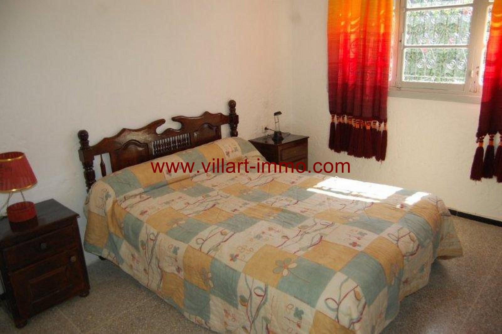 5-Vente-Villa-Tanger-Malabata-Chambre 1-VV36-Villart Immo