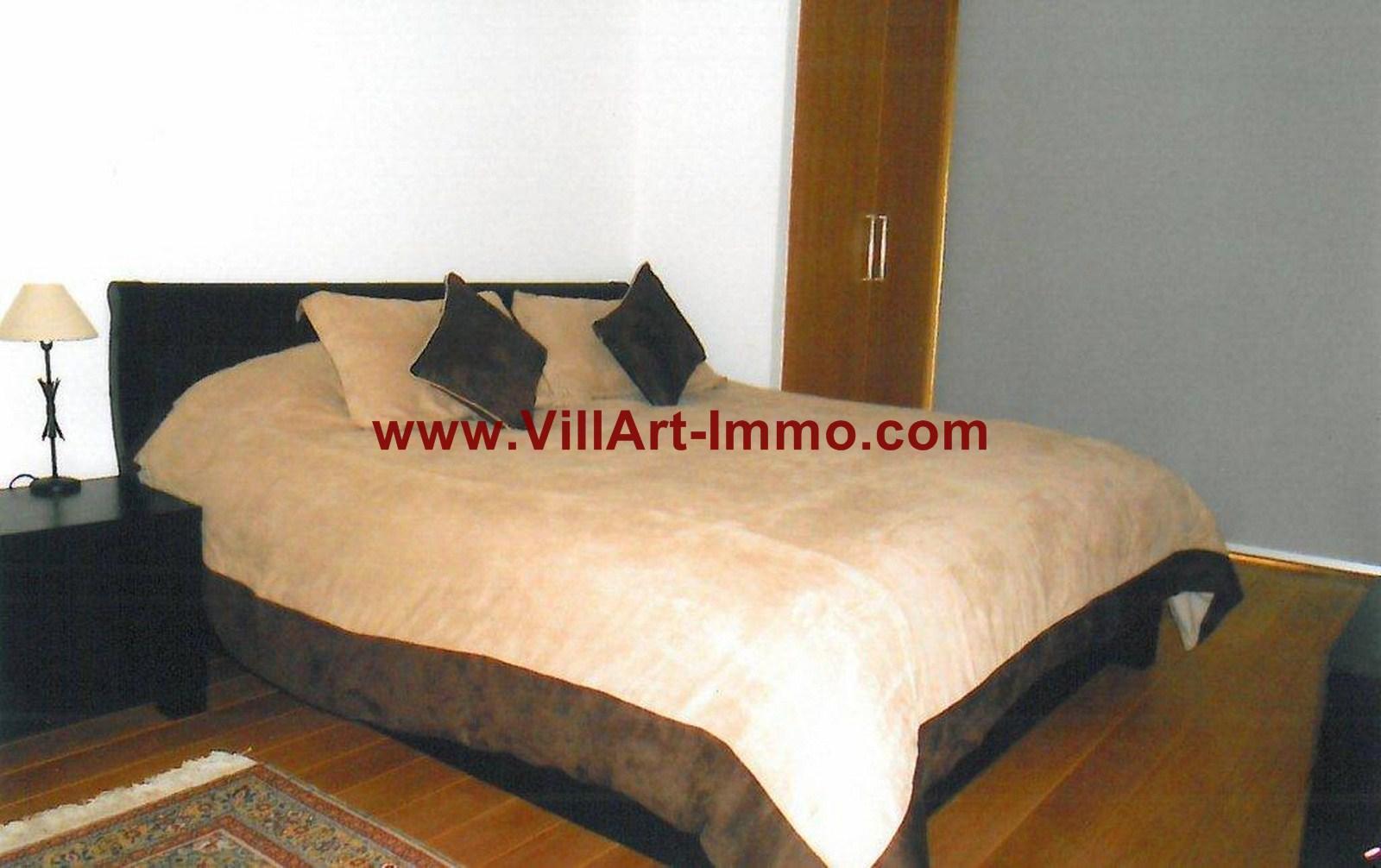 6-Location-Appartement-Meublé-Tanger-Chambre 1-L749-Villart immo