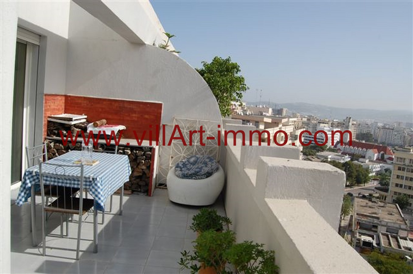 location appartement meuble tanger