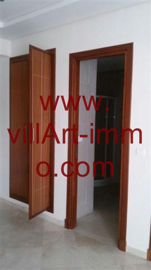 Bel appartement non meubl au centre ville de tanger villart for Chambre de commerce tanger