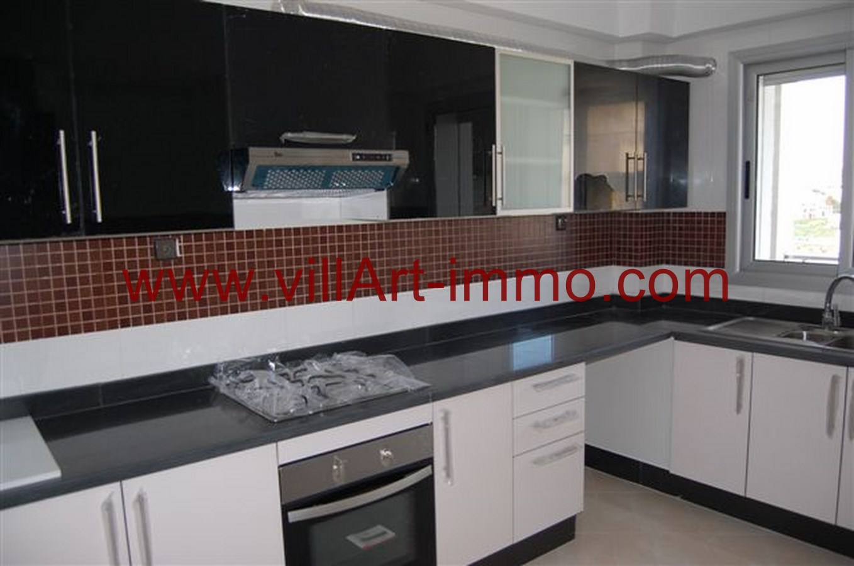 6-Location-Appartement-Non meublé-Tanger-Cuisine-L746-villart immo