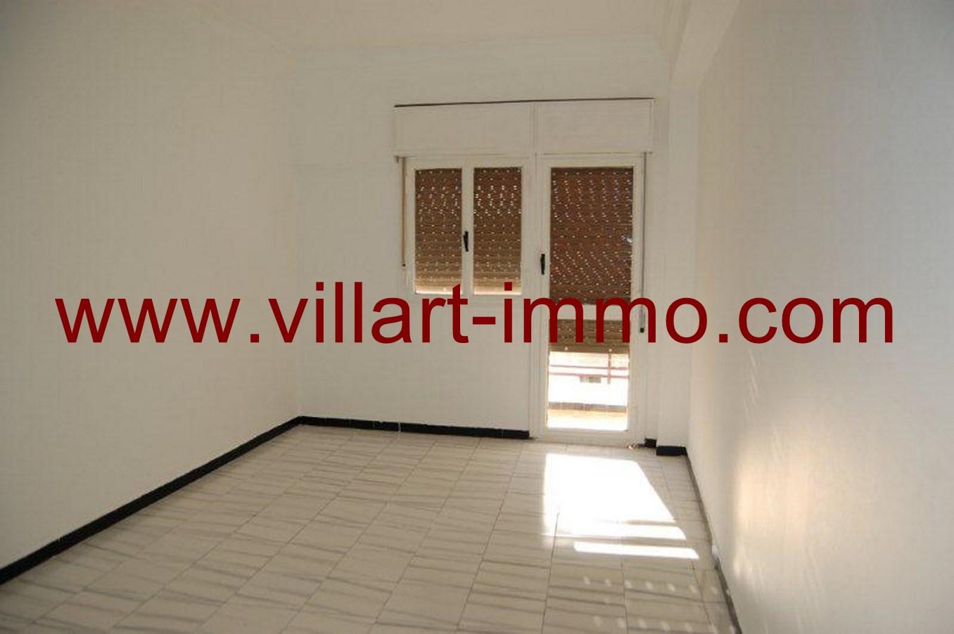 6-Location-Appartement-non meublé-Tanger-chambre 2-L615-Villart-immo